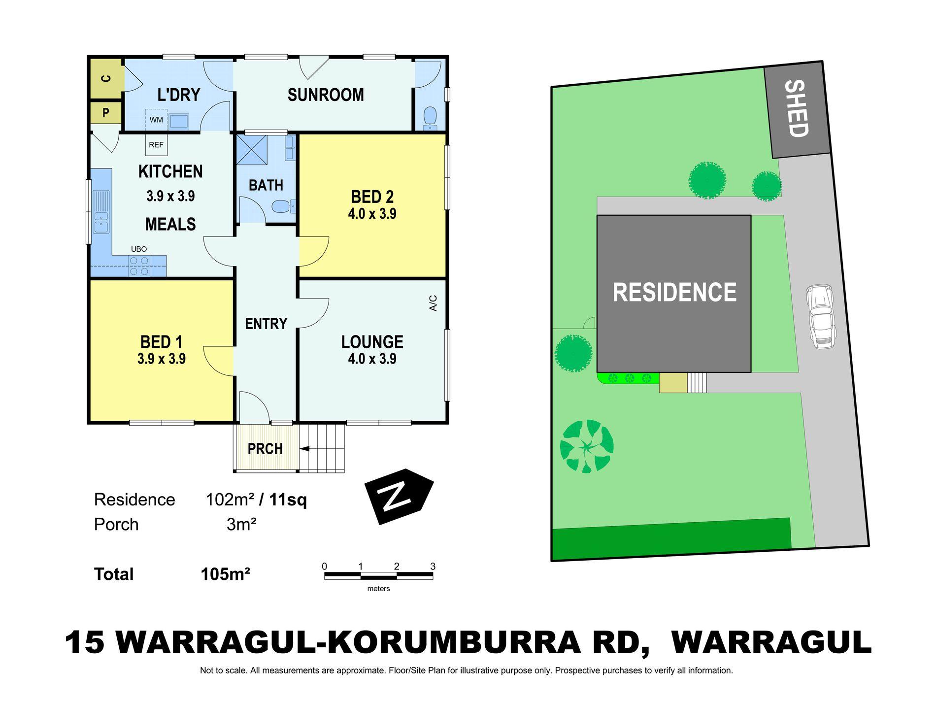 15 Korumburra-Warragul Road, Warragul