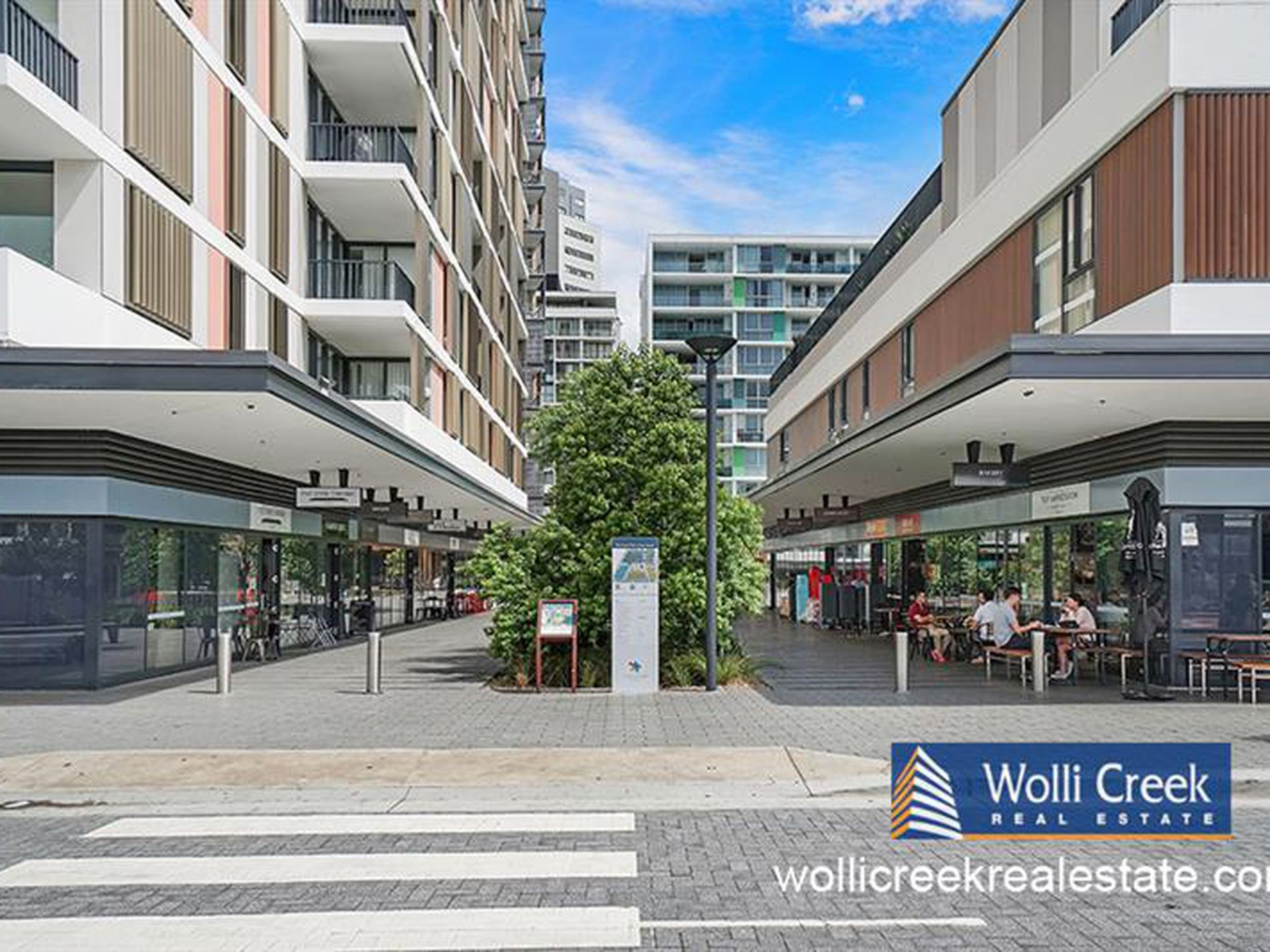 508 / 2 Discovery Point Place, Wolli Creek