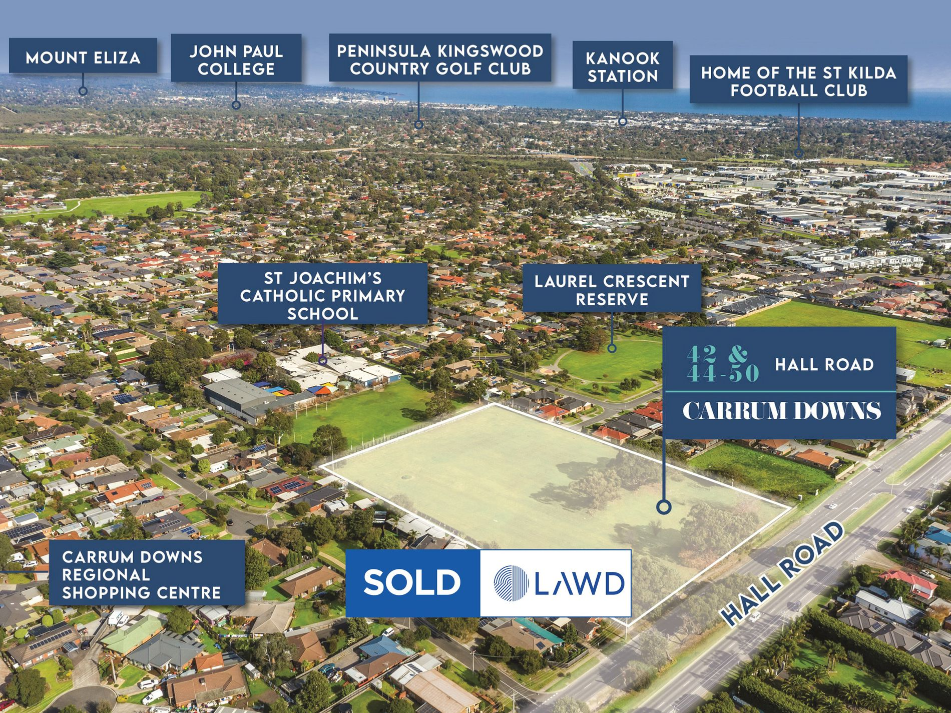42 & 44-50 Hall Road, Carrum Downs