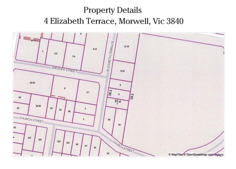 4 Elizabeth Terrace, Morwell