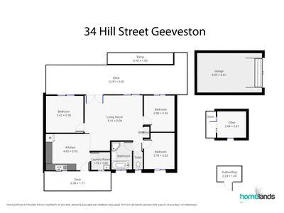34 Hill Street, Geeveston
