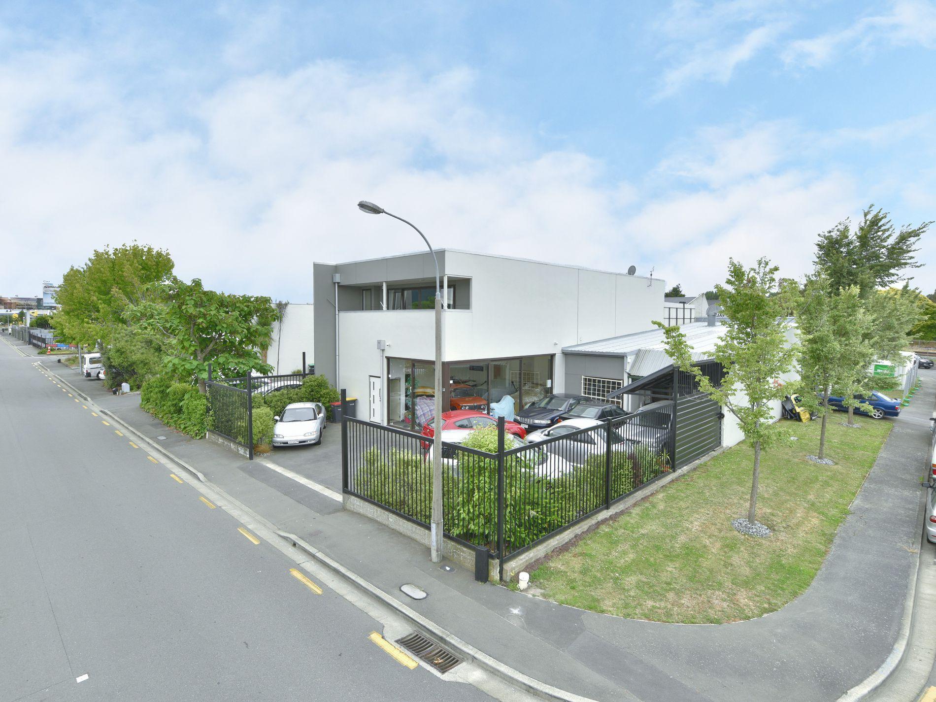 12 Lowe Street, Addington