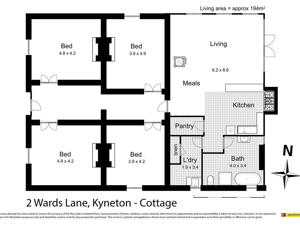 2 Wards Lane, Kyneton