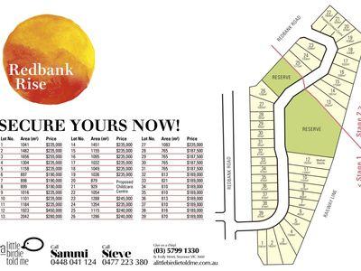 Lot 19 Redbank Rise, Seymour