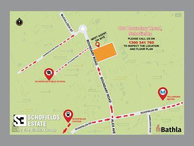9 Serpentine Avenue / Mersey Cres, Schofields