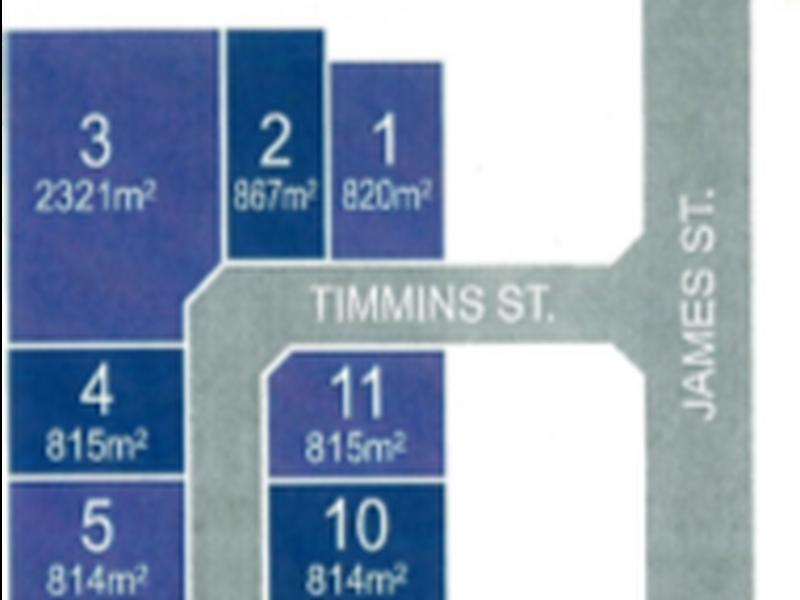 Lot 1-15, Timmins, Temora