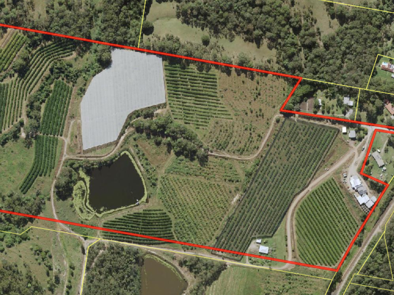 70 Acres Close to Town